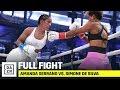 FULL FIGHT | Amanda Serrano vs. Simone De Silva
