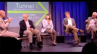 What Is a Private Conversation: a Tunnel X Panel Discussion