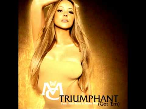Triumphant by Mariah Carey Lyrics