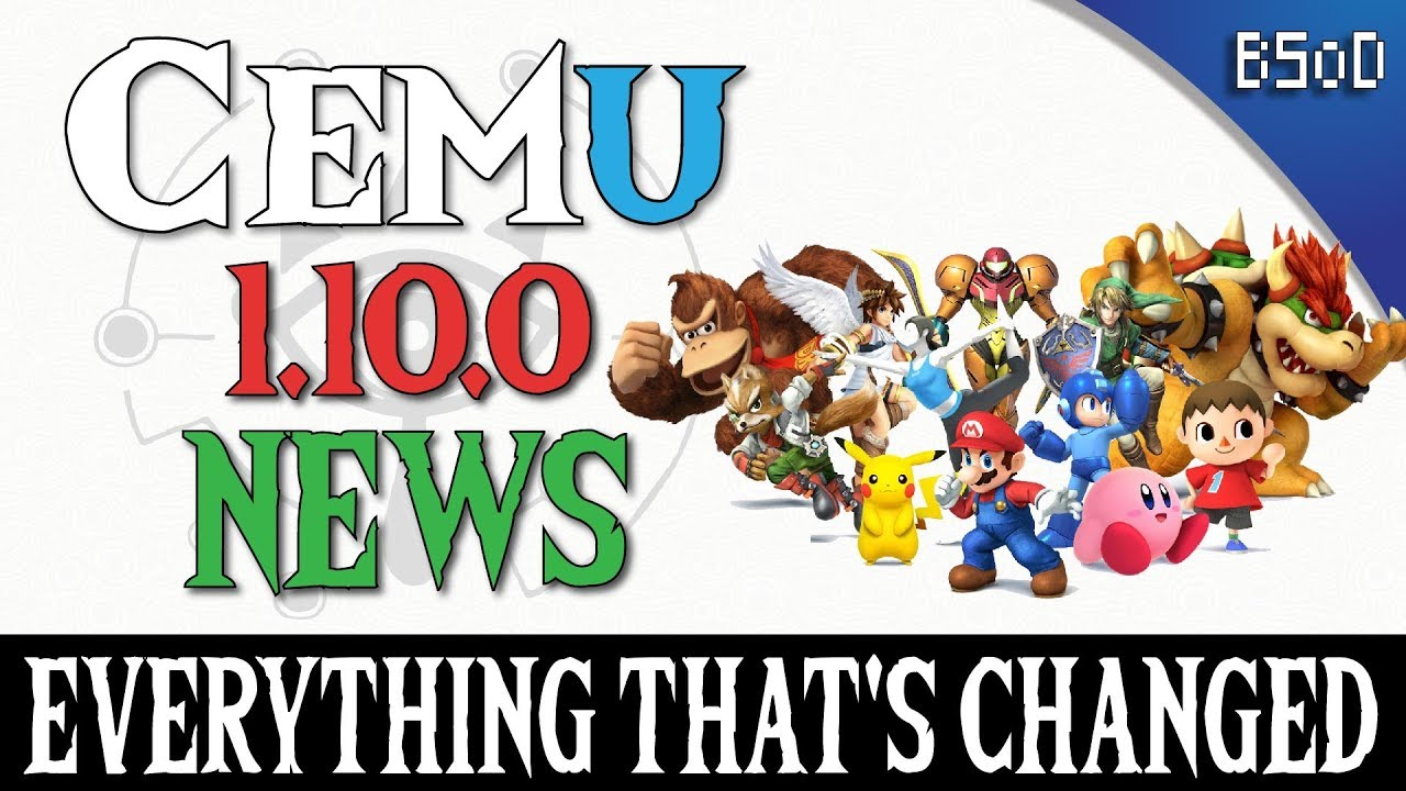 Cemu 1 10 0 News | Everything That's Changed | Release Date - Vloggest