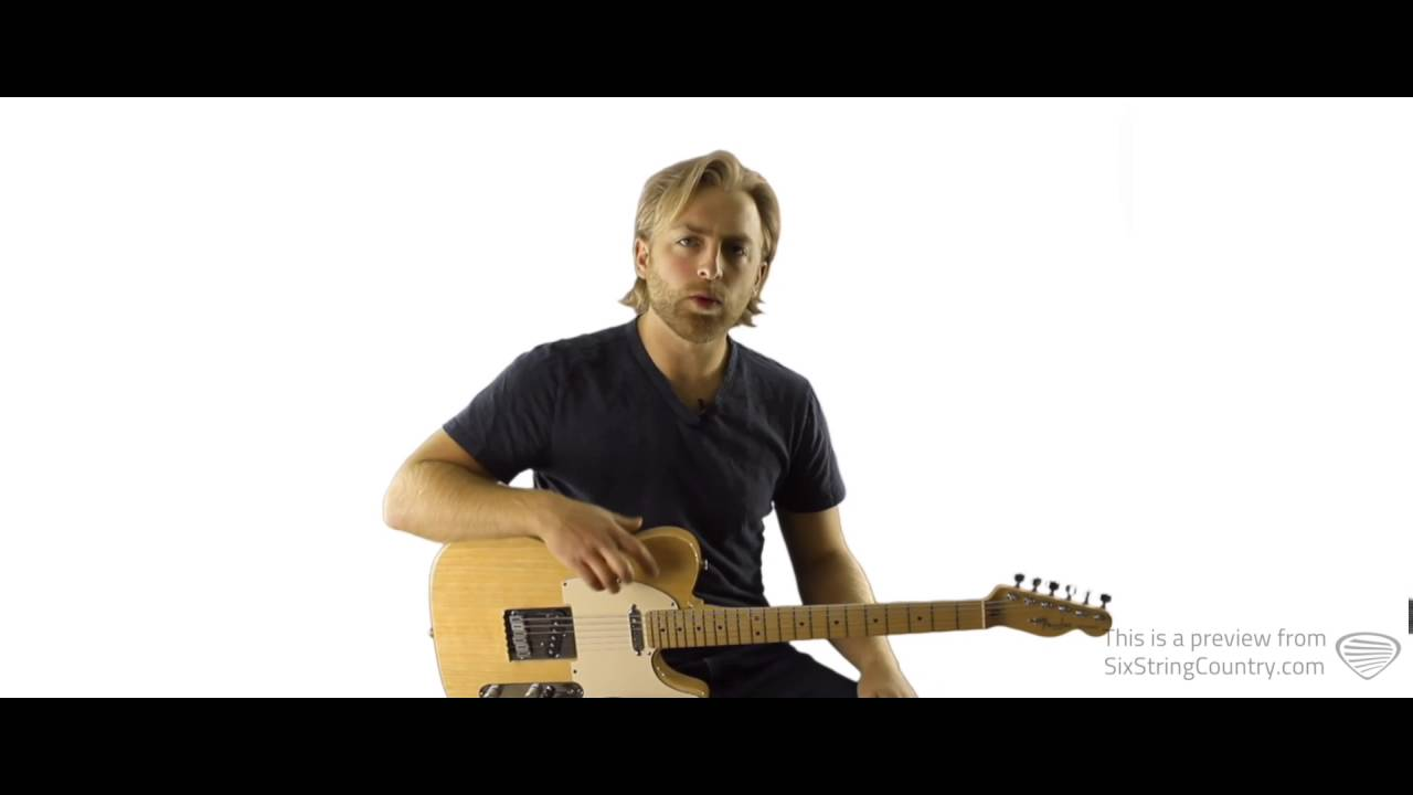 Peaceful Easy Feeling Guitar Lesson And Tutorial The Eagles