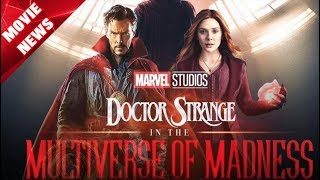 Marvel's First Horror Film - Doctor Strange: Multiverse Of Madness