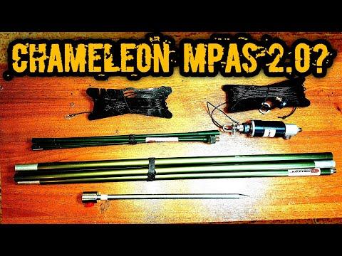 Chameleon Antenna MPAS 2.0 | Hybrid Micro MIL Whip & EXT