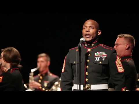 Marine Corps Band New Orleans in New York, Night 2