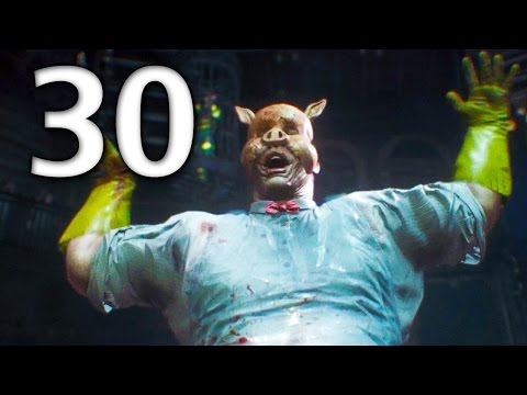 Batman: Arkham Knight Official Walkthrough 30 - Pyg