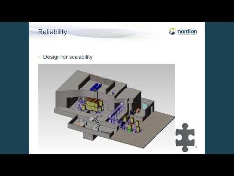 Explore Gamma - Bridging the gap between medical device design and gamma sterilization-Nordion