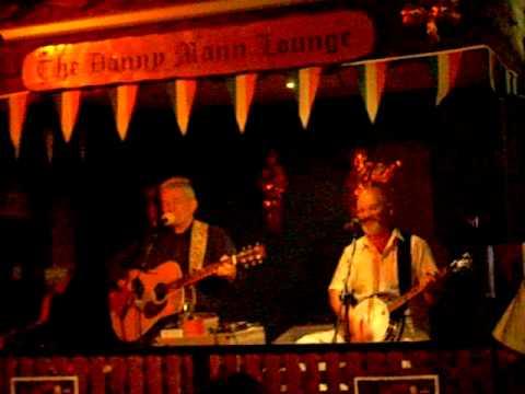 Irish Music Danny Mann Bar Killarney June 2009