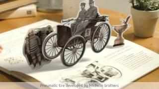 "Hyundai Motors Company PR Movie - ""history of car"""