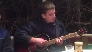 Feduk - Заметался Пожар Голубой (cover)