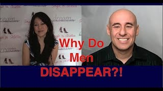 Dating Advice for Women - Why Do Men Disappear?