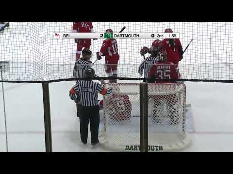 Women's Hockey at Dartmouth Highlights