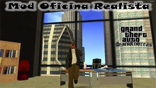 GTA San Andreas - Descargar e instalar el Mod Oficina realista