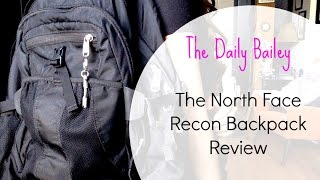 The North Face Recon Backpack Review