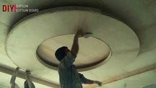 plaster of paris ceiling design