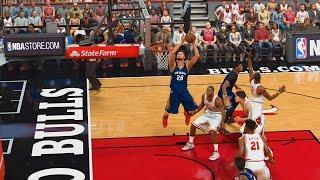 NBA 2K17 My Career - HOW TO GET EASY BUCKETS! [Episode 19]