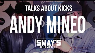 Andy Mineo Reminisces About Allen Iverson's Question & Answer Shoes with Sway