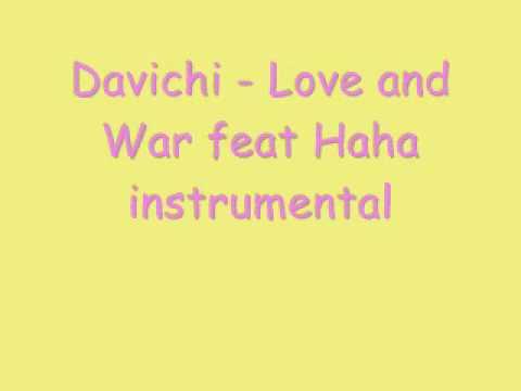 Davichi - Love and War feat Haha instrumental