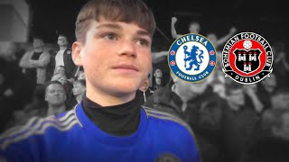 *Lampard first game* Bohemians Vs Chelsea (VLOG)