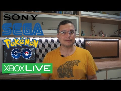 Semana 31 - Yakusa, XBox S melhor e Live + PSN