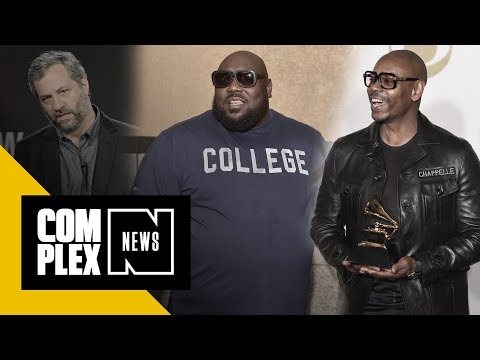 Faizon Love Goes Off on Dave Chappelle and Judd Apatow