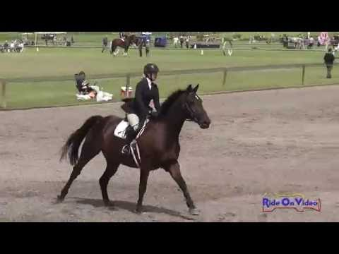 556S Lily Seymour on Fernhill Thriller JR Novice Show Jumping The Event at Rebecca Farm July 2015