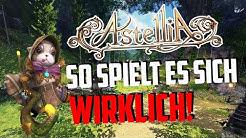 So spielt sich Astellia! - Kein perfektes MMORPG - Astellia Online Kritik