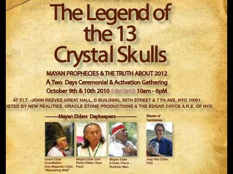 The Magic of the Crystal Skulls part 2