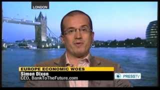 Spanish Bank Bailout Bankrupts Italy...Simon Dixon explains