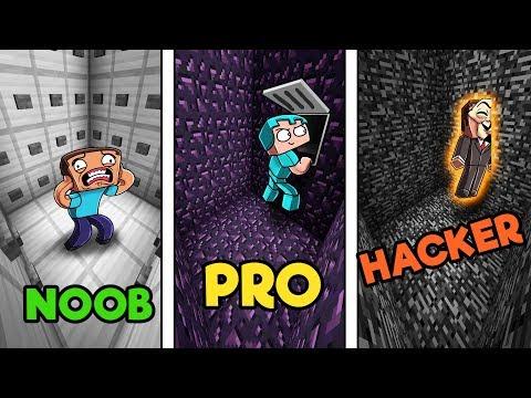 Minecraft - ESCAPE ROOM! (NOOB vs PRO vs HACKER) thumbnail