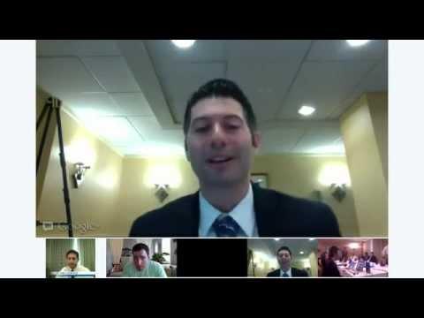B'nai B'rith Young Professional Network - Google+ Hangout - Panama
