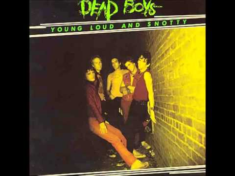 Dead Boys - Sonic Reducer With Lyrics