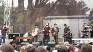 Bright  Eyes - Laura Laurent (Live) @ Golden Gate Park in San Francisco on 10/02/210