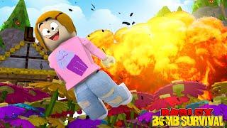 Roblox Escape Super Bomb Survival With Molly!
