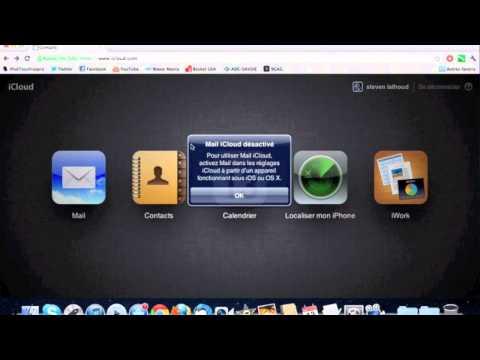 Tutoriel - Configurer iCloud et l'utiliser sur votre ordinateur et votre iPhone / iPad / iPod