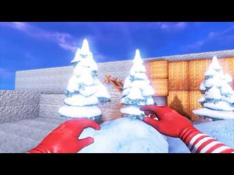 Viscera Cleanup Detail: Santa's Rampage Easter Egg's |
