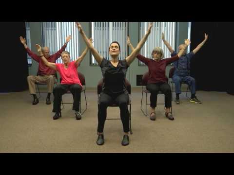 Dance for Parkinson's/Movement & Music Show #3