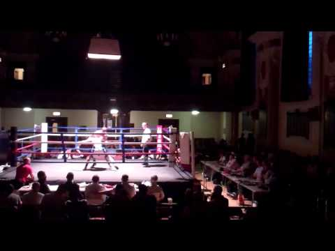 Lee Glover vs. Andy Harris - British Masters Super Featherweight Title