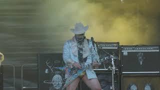 Limp Bizkit LIVE Gold Cobra Saarbrücken, Germany, Vorplatz der Congresshalle 2019.07.13 4K