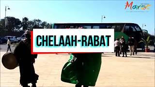 Infos Tourisme Maroc : La nécropole de Chellah - Rabat - Morocco