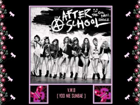 AFTERSCHOOL- FIRST LOVE [AUDIO]