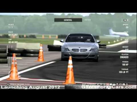 FM 4 TopG Test Track 2010 BMW M6 Coupe