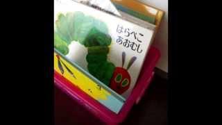 2歳1か月 記憶力の鍛練遊び 英語マニュアル&プログラムを使っています...