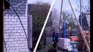 видео бурение скважин воронеж