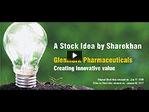 Sharekhan Stock Idea: Glenmark Pharmaceuticals