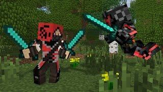 Minecraft фильм- Возвращение дьявола