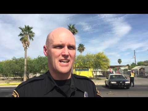 Tucson police investigating crash, suspicious death near Pueblo Magnet High School