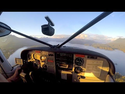 FLOAT PLANE RATING - What to expect? | BC Flying
