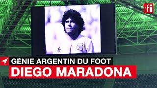 #Maradona, le génie argentin du football - 1960-2020