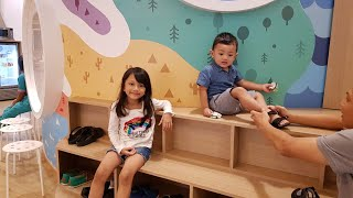 Fun With Moza | Bermain di Buumi Playscape | Video Anak-Anak thumbnail