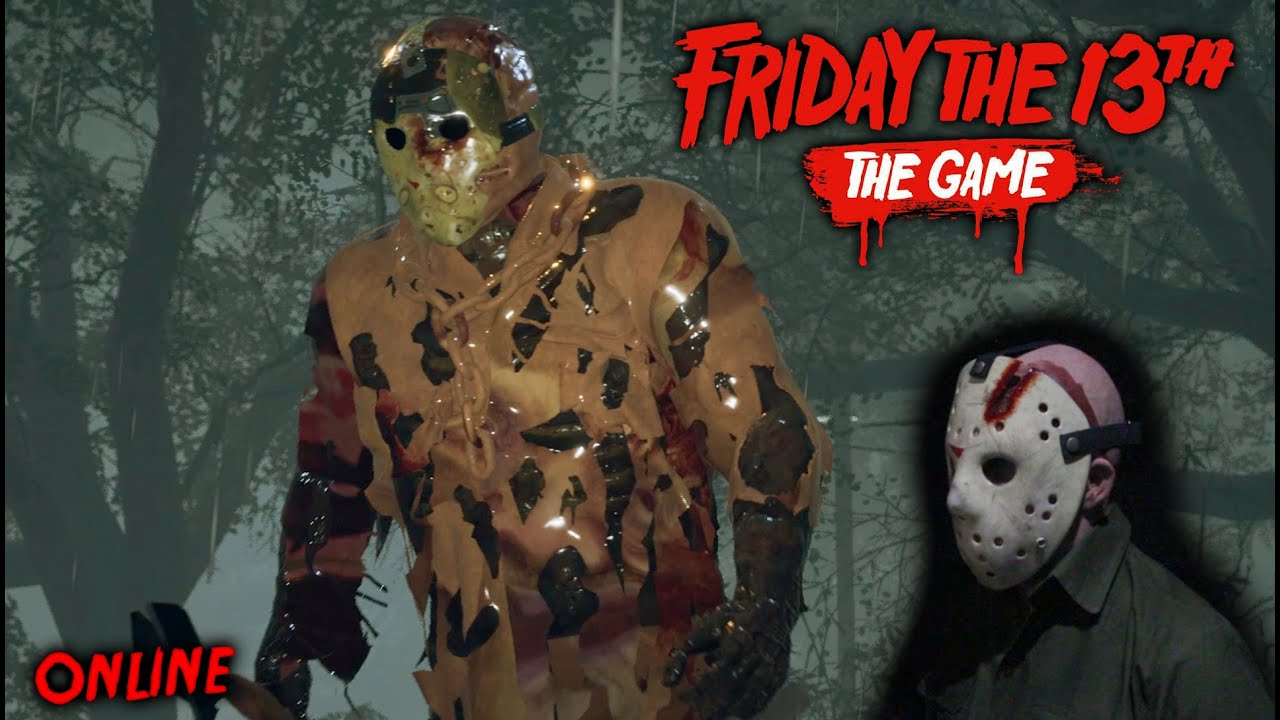 Friday the 22020th the game   Gameplay 220.20   Jason part 20